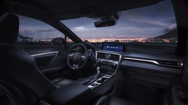 Bộ đôi SUV Lexus đồng loạt nâng cấp tại Việt Nam, tăng giá cao nhất hơn nửa tỷ đồng - Ảnh 5.