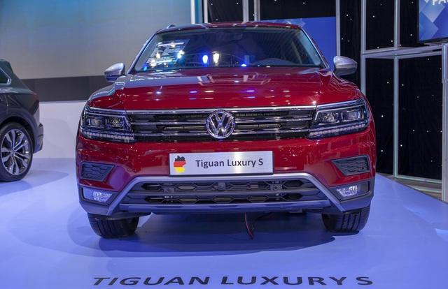 Ra mắt VW Tiguan Allspace Luxury S giá 1,869 tỷ đồng - Xe Đức tiệm cận hạng sang cho khách Việt - Ảnh 2.