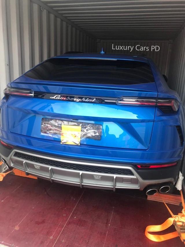 Thêm siêu SUV Lamborghini Urus về Việt Nam: Nhiều chi tiết không đụng hàng - Ảnh 4.