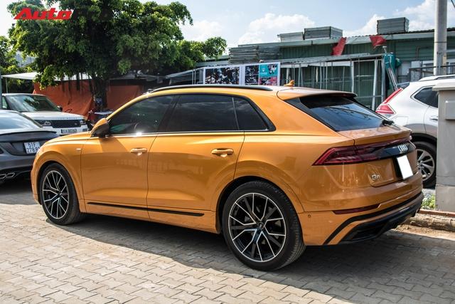 Audi Q8 đầu tiên có chủ tại Việt Nam bất ngờ tái xuất, danh tính chủ nhân vẫn là điều gây tò mò - Ảnh 1.