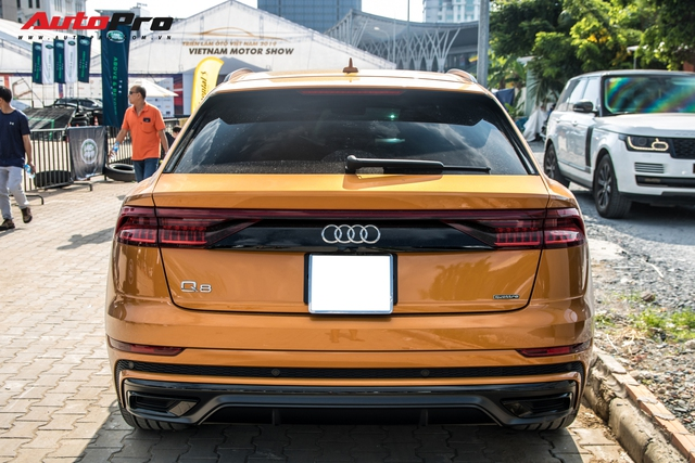 Audi Q8 đầu tiên có chủ tại Việt Nam bất ngờ tái xuất, danh tính chủ nhân vẫn là điều gây tò mò - Ảnh 2.