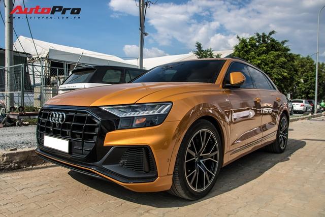 Audi Q8 đầu tiên có chủ tại Việt Nam bất ngờ tái xuất, danh tính chủ nhân vẫn là điều gây tò mò - Ảnh 5.