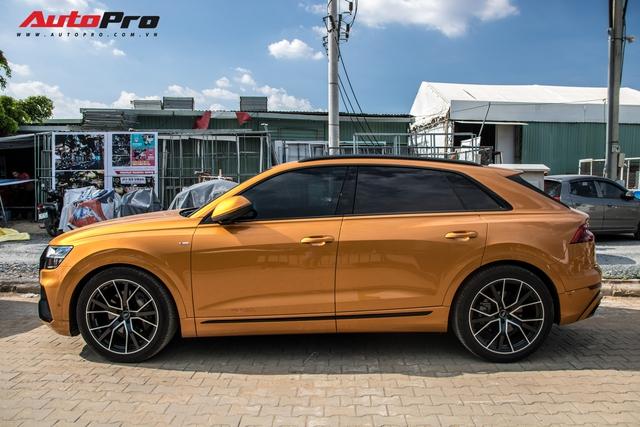 Audi Q8 đầu tiên có chủ tại Việt Nam bất ngờ tái xuất, danh tính chủ nhân vẫn là điều gây tò mò - Ảnh 4.