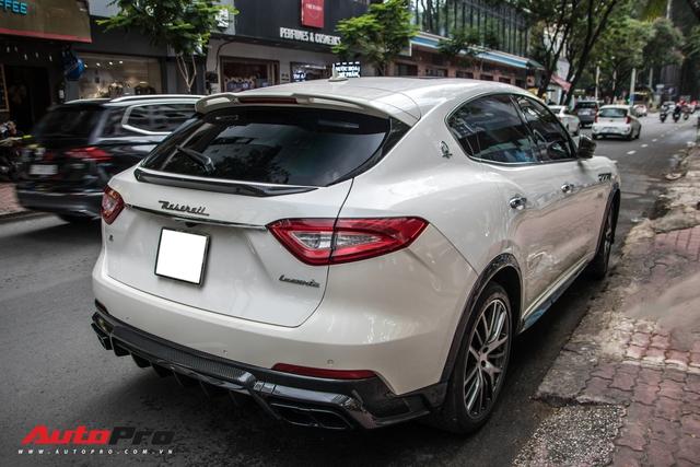 Đại gia Đăk Lăk chi hàng trăm triệu đồng độ Maserati Levante S với gói Larte Design hàng hiếm - Ảnh 2.