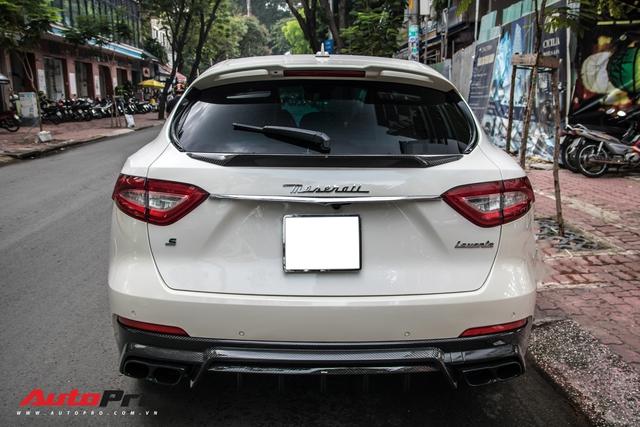 Đại gia Đăk Lăk chi hàng trăm triệu đồng độ Maserati Levante S với gói Larte Design hàng hiếm - Ảnh 3.