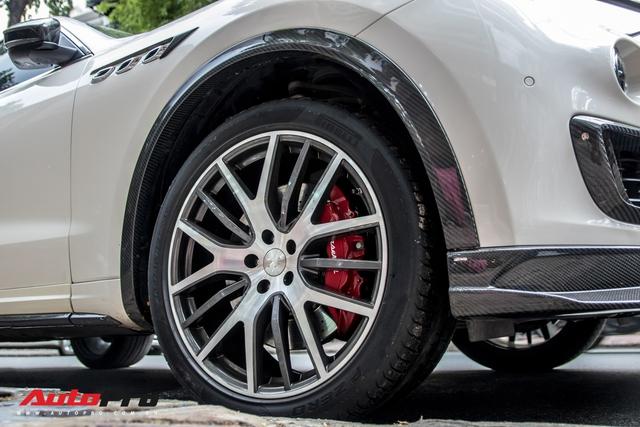 Đại gia Đăk Lăk chi hàng trăm triệu đồng độ Maserati Levante S với gói Larte Design hàng hiếm - Ảnh 5.