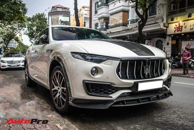 Đại gia Đăk Lăk chi hàng trăm triệu đồng độ Maserati Levante S với gói Larte Design hàng hiếm - Ảnh 7.