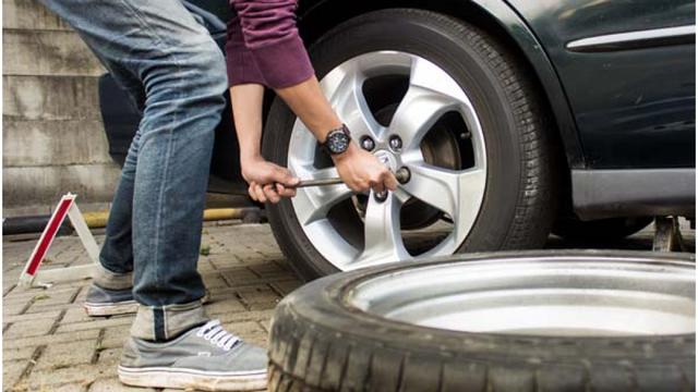 Lốp chửa nếu không khắc phục có thể gây nguy hiểm chết người - Ảnh 2.