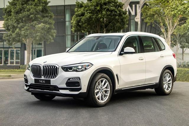 THACO sắp giảm giá BMW X3 và X5 cả trăm triệu đồng, 'xuống nước' trước Mercedes-Benz GLC và GLE - Ảnh 5.
