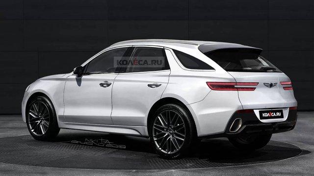 Genesis GV70 2021 - Đừng đánh giá thấp tham vọng xe sang của người Hàn - Ảnh 1.