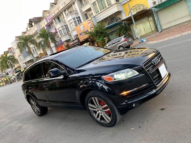 Bán Audi Q7 rẻ hơn cả Toyota Vios, chủ xe vẫn tự tin: Mua về là đi, không cần đầu tư gì - Ảnh 5.