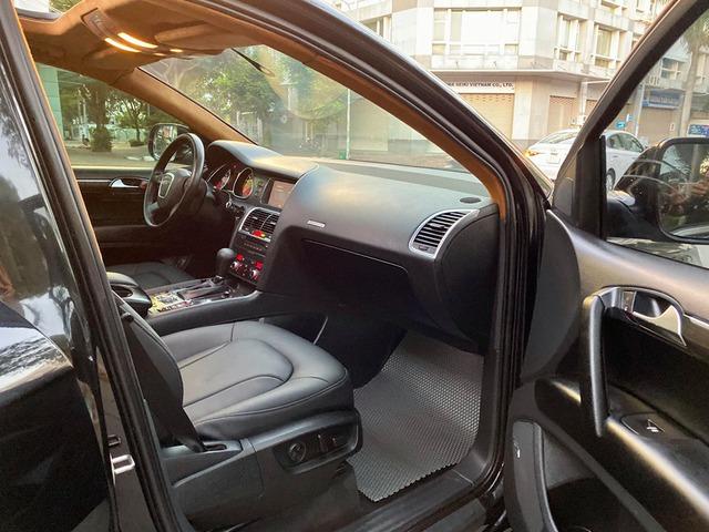 Bán Audi Q7 rẻ hơn cả Toyota Vios, chủ xe vẫn tự tin: Mua về là đi, không cần đầu tư gì - Ảnh 3.