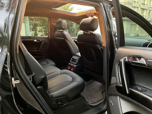 Bán Audi Q7 rẻ hơn cả Toyota Vios, chủ xe vẫn tự tin: Mua về là đi, không cần đầu tư gì - Ảnh 4.