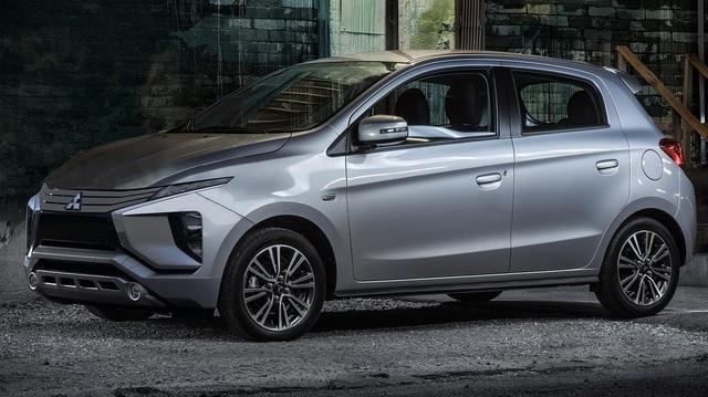 Mitsubishi Mirage mới sẽ có nhiều nét tương đồng 'vua doanh số' Xpander
