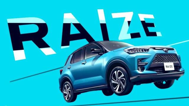 Toyota Raize - 'Mini RAV4' chốt lịch ra mắt trong khu vực