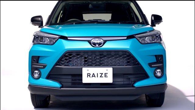 Toyota Raize - Mini RAV4 chốt lịch ra mắt trong khu vực - Ảnh 2.