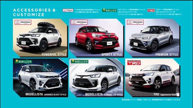 Toyota Raize - Mini RAV4 chốt lịch ra mắt trong khu vực - Ảnh 3.