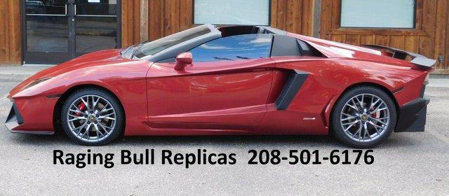 Lamborghini Aventador fake rao bán với giá chưa đến 1 tỷ đồng - Ảnh 3.