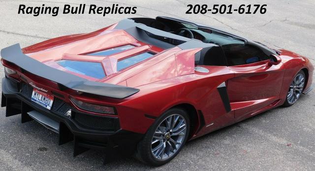 Lamborghini Aventador fake rao bán với giá chưa đến 1 tỷ đồng - Ảnh 2.