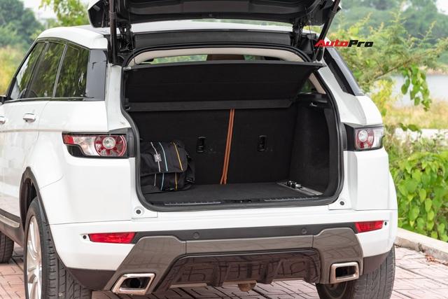 4 năm tuổi, Range Rover Evoque full đồ vẫn ngang giá Mercedes-Benz GLC 200 mua mới - Ảnh 3.