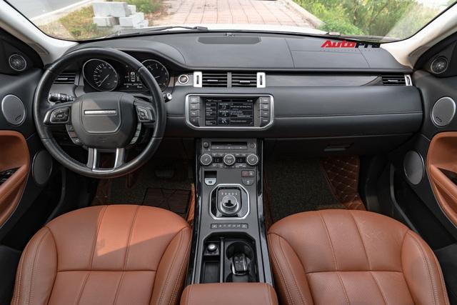 4 năm tuổi, Range Rover Evoque full đồ vẫn ngang giá Mercedes-Benz GLC 200 mua mới - Ảnh 4.