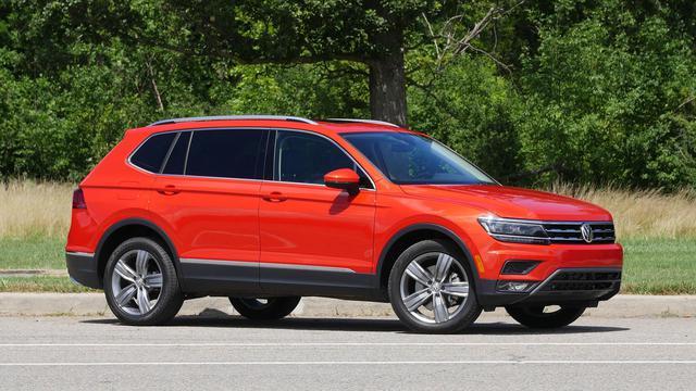 Cặp đôi SUV Đức Volkswagen Tiguan và Mercedes-Benz GLE 2020 đạt điểm an toàn tối đa - Ảnh 2.