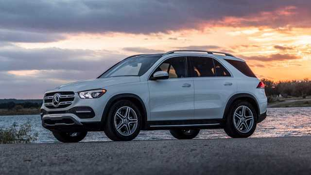 Cặp đôi SUV Đức Volkswagen Tiguan và Mercedes-Benz GLE 2020 đạt điểm an toàn tối đa - Ảnh 1.