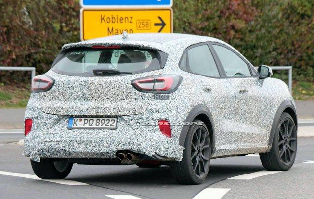 Ford bắt đầu chạy thử SUV cỡ nhỏ Puma ST, bỏ ngỏ khả năng thay thế EcoSport - Ảnh 2.