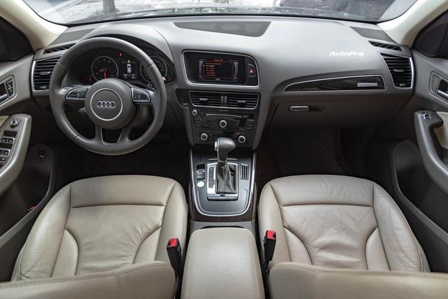 5 năm tuổi, Audi Q5 vẫn có giá đắt hơn Mazda CX-5 mua mới - Ảnh 4.