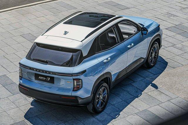 Baojun RS-3 - SUV Trung Quốc giá siêu rẻ khiến người Việt ghen tị - Ảnh 2.