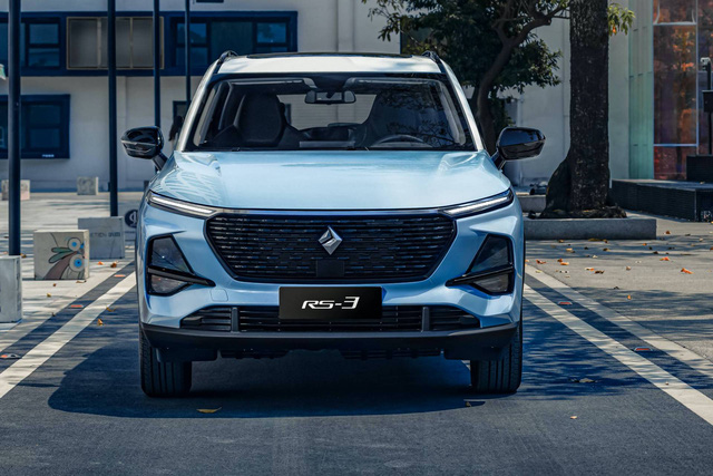 Baojun RS-3 - SUV Trung Quốc giá siêu rẻ khiến người Việt ghen tị - Ảnh 4.