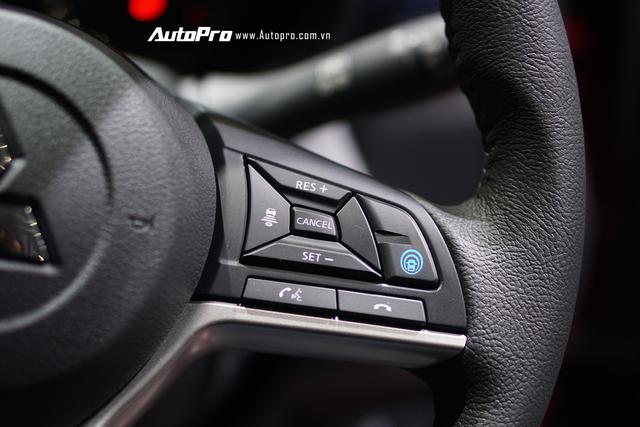 Trải nghiệm nội thất 'tiểu Xpander': Xe nhỏ nhưng rộng và nhiều công nghệ hiện đại như xe sang - Ảnh 6.