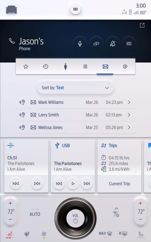 Ford trình làng hệ thống thông tin giải trí SYNC4 vô vàn cải tiến - Ảnh 5.