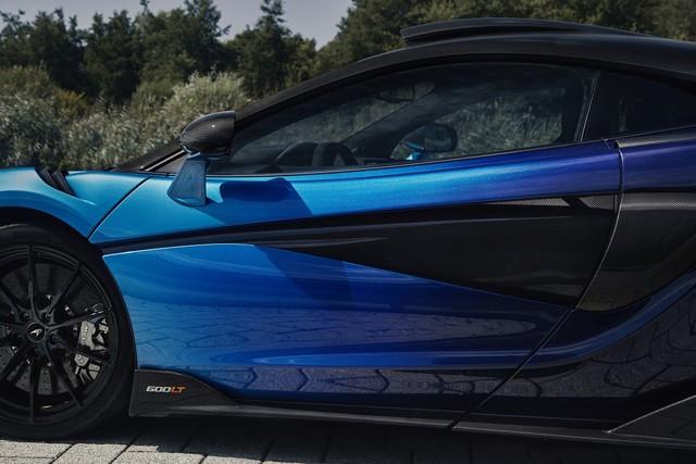 McLaren khởi động trào lưu màu sơn mới với 600LT Comet Fade? - Ảnh 1.