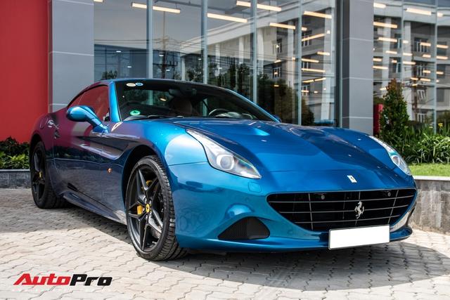 Ferrari California T từng của ông Đặng Lê Nguyên Vũ bất ngờ xuất hiện tại showroom Ferrari chính hãng - Ảnh 2.
