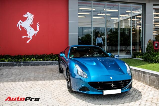 Ferrari California T từng của ông Đặng Lê Nguyên Vũ bất ngờ xuất hiện tại showroom Ferrari chính hãng - Ảnh 5.