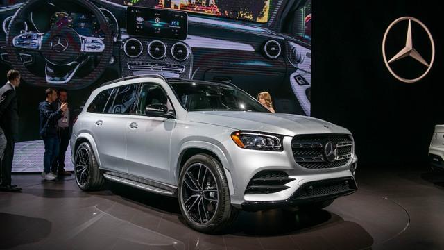 Mercedes-Benz GLS 2020 chính hãng chuẩn bị về Việt Nam có giá dự kiến hơn 4,8 tỷ đồng - Ảnh 1.