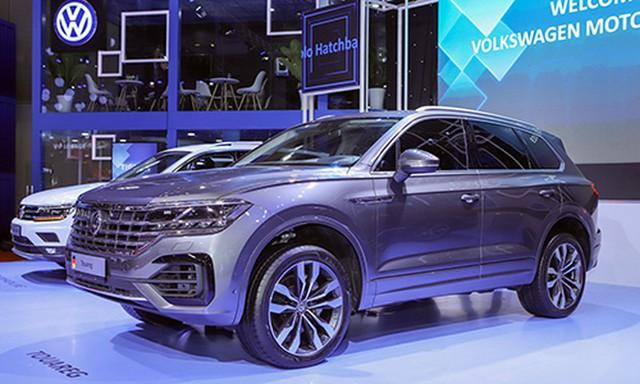 Thông tin hủy xe Volkswagen Touareg, Cục Đăng kiểm nói gì? - Ảnh 1.