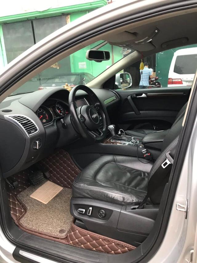 Bán Audi Q7 cũ giá hơn 1,2 tỷ đồng, chủ xe đính chính Đã thay 80 triệu tiền đồ - Ảnh 3.