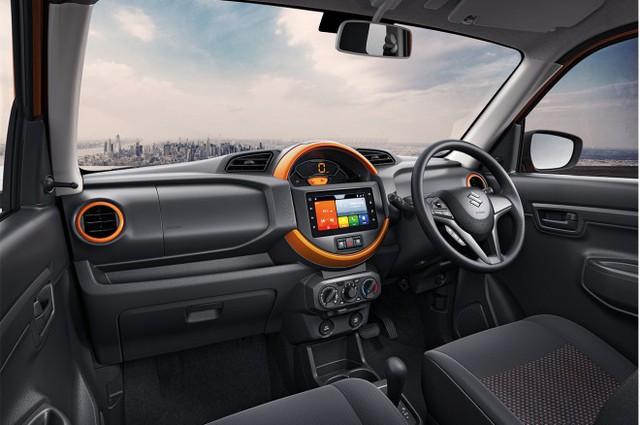 Suzuki tung SUV đô thị mini gầm cao sau cơn sốt Jimny - Ảnh 3.
