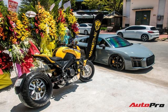 Loạt siêu xe, mô tô đủ sắc màu tham dự khai trương showroom mới tại TP.HCM - Ảnh 11.