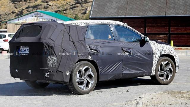 Hyundai bật mí thêm nhiều điều về Tucson thế hệ mới - Ảnh 2.