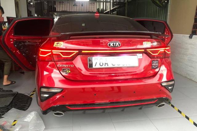 Kia Cerato nâng cấp một số chi tiết, khách Việt tiết kiệm hàng triệu đồng tiền độ bên ngoài - Ảnh 2.