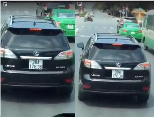 Tài xế Lexus nhận cái kết đắng khi ngáng đường xe cứu hoả dù đã được cảnh báo - Ảnh 2.