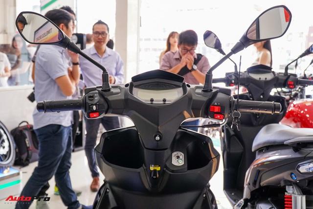 Benelli VZ125i giá 29,8 triệu đồng - đối thủ Honda Vision và Yamaha FreeGo chính thức ra mắt tại Việt Nam - Ảnh 6.