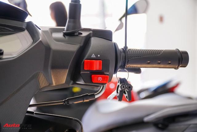 Benelli VZ125i giá 29,8 triệu đồng - đối thủ Honda Vision và Yamaha FreeGo chính thức ra mắt tại Việt Nam - Ảnh 8.