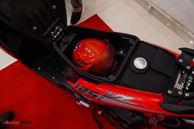 Benelli VZ125i giá 29,8 triệu đồng - đối thủ Honda Vision và Yamaha FreeGo chính thức ra mắt tại Việt Nam - Ảnh 9.