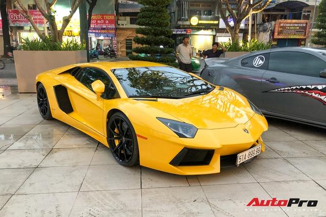 Sinh nhật vợ đại gia Hoàng Kim Khánh: Toàn siêu xe, xe sang và xe thể thao độc lạ nhưng thiếu vắng một chiếc xe gây tiếc nuối - Ảnh 4.