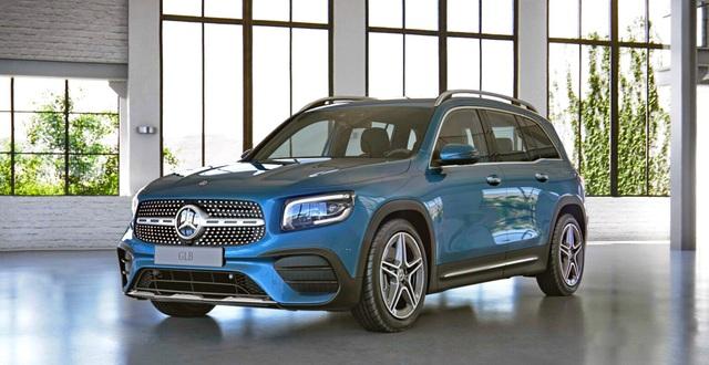 Mercedes-Benz GLB sắp về Việt Nam: Giá tạm tính từ 1,8 tỷ đồng, đẩy Volkswagen Tiguan Allspace vào thế khó - Ảnh 1.