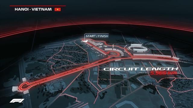 Sau 6 tháng thi công, hình hài đường đua ôtô F1 tại Hà Nội ra sao? - Ảnh 1.